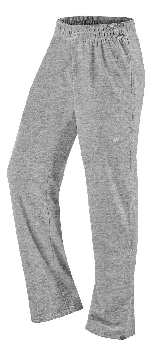 Mens ASICS TM Everyday Pants - Heather Grey XL