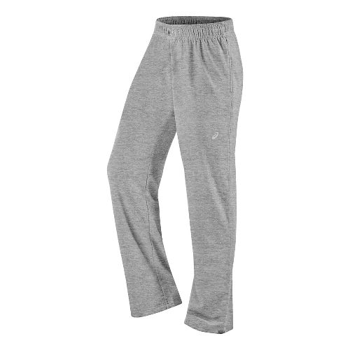 Mens ASICS TM Everyday Pants - Heather Grey XS