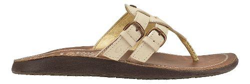 Womens OluKai Honoka'a Sandals Shoe - Tapa/Sahara 5