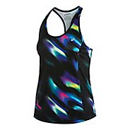 Womens ASICS Emma Racerback Sleeveless & Tank Tops Technical Tops