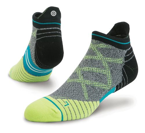 Mens Stance Run Endeavor Tab Socks - Volt M