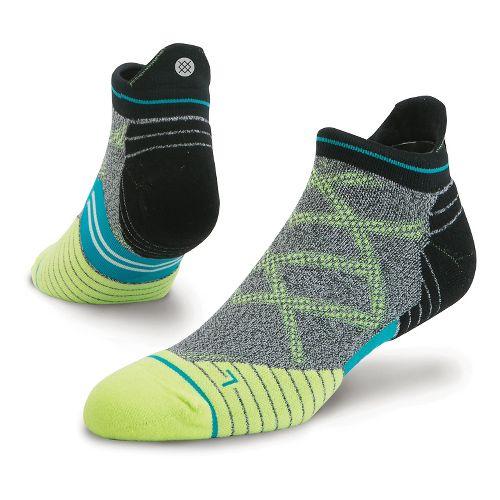 Mens Stance Run Endeavor Tab Socks - Volt L