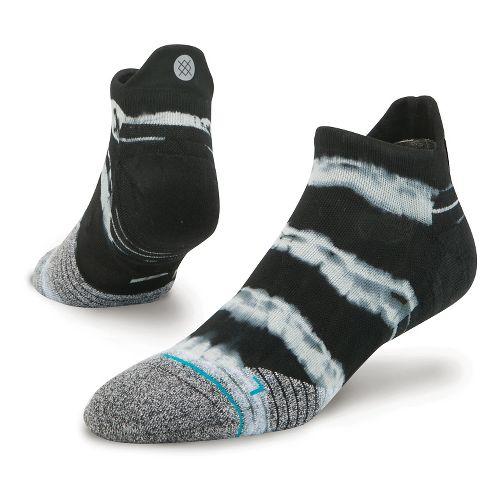 Mens Stance Run Momentum Tab Socks - Mint L