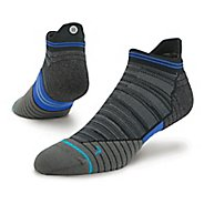 Mens Stance Run Uncommon Solids Tab Socks
