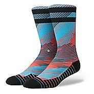 Mens Stance Fusion Retroactive Crew Socks