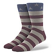 Mens Stance The Fourth Crew Socks