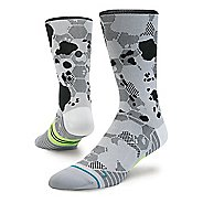 Mens Stance Run Honor Crew Lightweight Socks