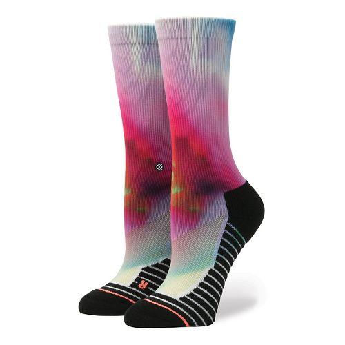 Womens Stance Fusion Flortex Crew Socks - NNL S