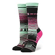 Womens Stance Fusion Acapulco Crew Socks