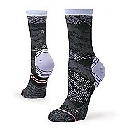 Womens Stance Run Mood Crew Socks