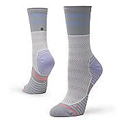 Womens Stance Run Beta Crew Socks