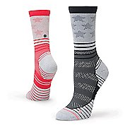 Womens Stance Run Gladiator Crew Socks