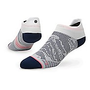 Womens Stance Run Starter Zone Tab Lightweight Socks