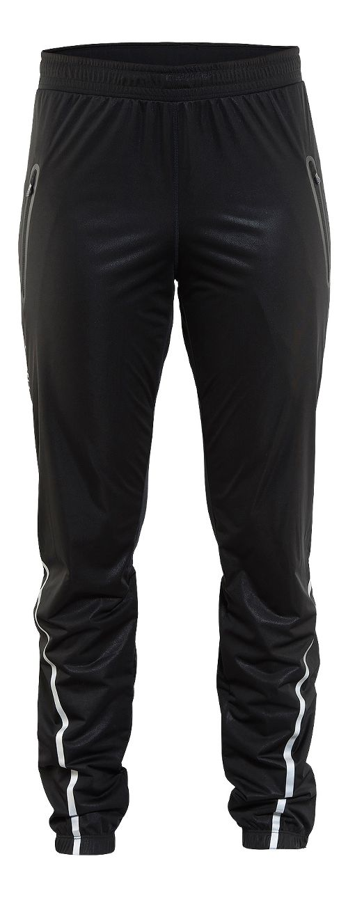 Womens Craft Intensity FZ Pants - Black XL