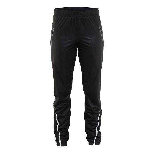 Womens Craft Intensity FZ Pants - Black XL