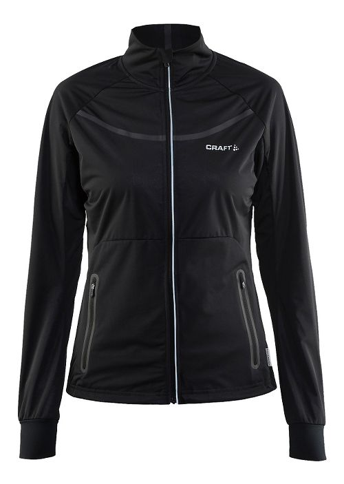 Womens Craft Intensity Cold Weather Jackets - Black L