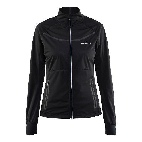 Womens Craft Intensity Cold Weather Jackets - Black M