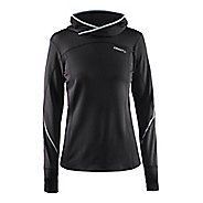 Womens Craft Mind Long Sleeve Half-Zips & Hoodies Technical Tops