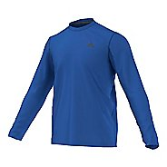 Mens Adidas Ultimate Tee Long Sleeve Technical Tops