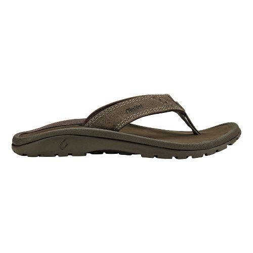 Olukai  Nui Sandals Shoe - Clay/Dark Java 2Y/3Y
