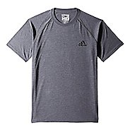 Mens Adidas Ultimate Tee Short Sleeve Technical Tops