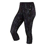 Womens ASICS Lite-Show Capri Pants