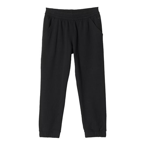 Womens Adidas 24/7/365 Long Capris Pants - Black L
