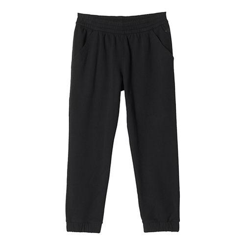 Womens Adidas 24/7/365 Long Capris Pants - Black M