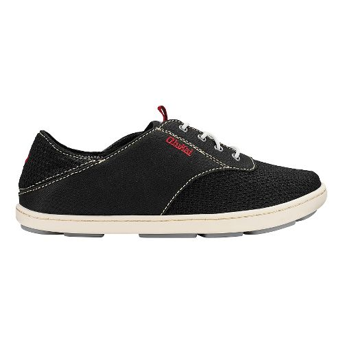 Olukai Nohea Moku Sandals Shoe - Black/Black 12C