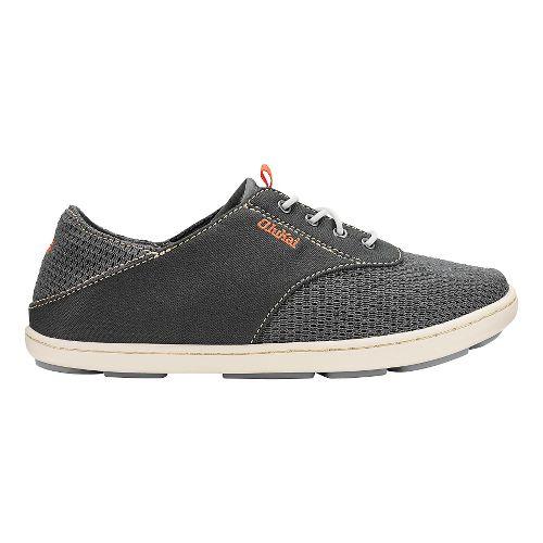 Olukai Nohea Moku Sandals Shoe - Dark Shadow 10C
