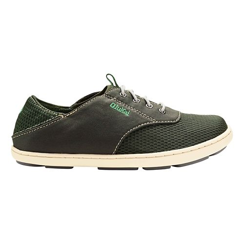 Kids OluKai Nohea Moku Casual Shoe - Sea Grass/Sea Grass 12C