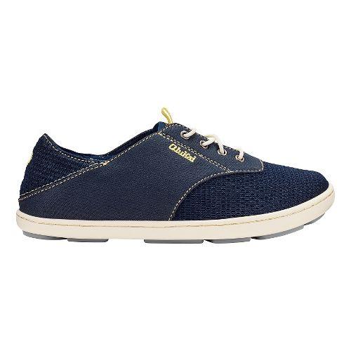 Olukai Nohea Moku Sandals Shoe - Trench Blue 9C