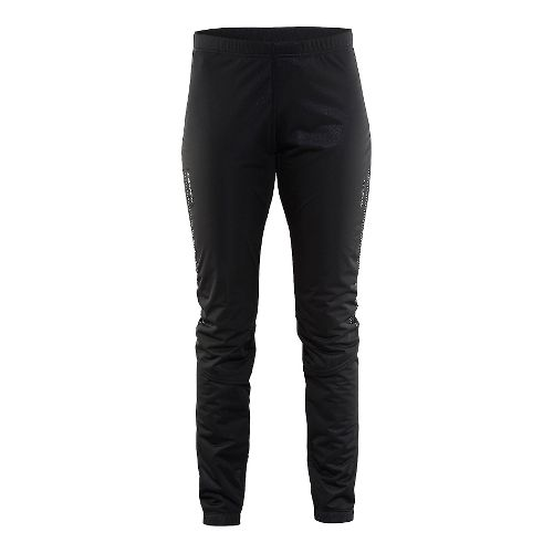 Womens Craft Storm 2.0 Tights & Leggings Pants - Black L