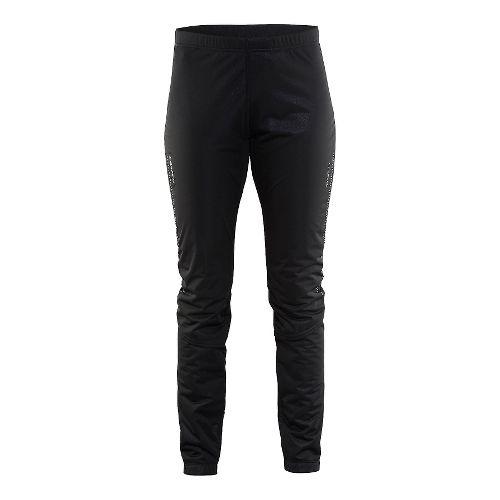Womens Craft Storm 2.0 Tights & Leggings Pants - Black XS