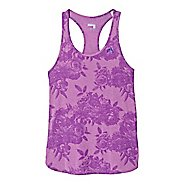 Womens Adidas 24/7/365 Print Sleeveless & Tank Tops Technical Tops
