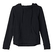 Womens Adidas 24/7/365 Pullover Half-Zips & Hoodies Technical Tops