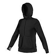 Womens Adidas Sport ID Half-Zips & Hoodies Technical Tops