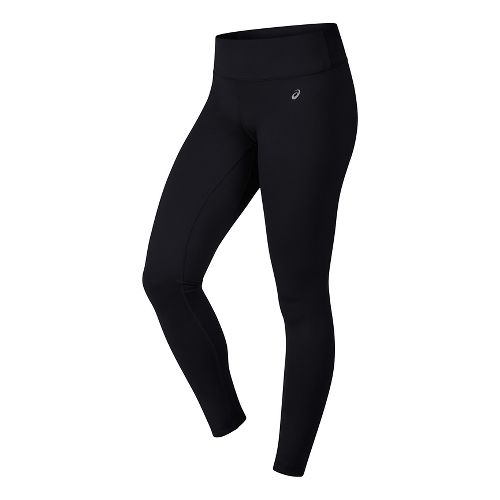 Womens ASICS PR II Tights & Leggings Pants - Black L-R