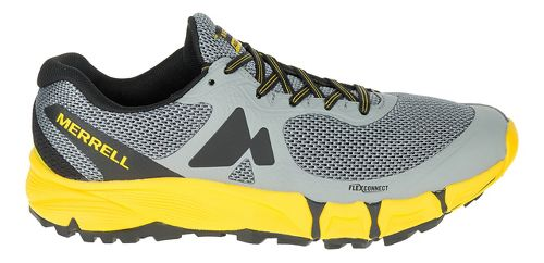 Mens Merrell Agility Charge Flex Trail Running Shoe - Wild Dove 7.5
