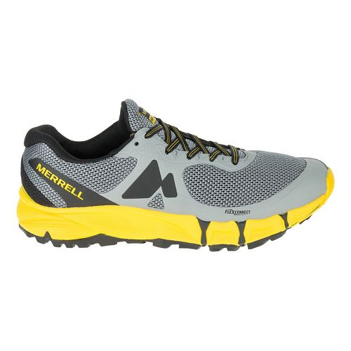 Mens Merrell Agility Charge Flex Trail Running Shoe - Wild Dove 10.5