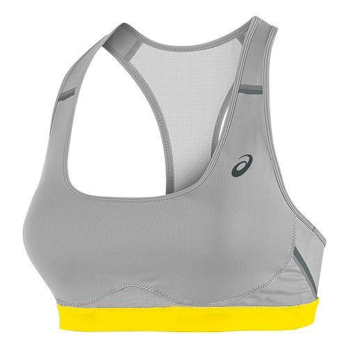 Womens ASICS Sports Bras - Midgrey XL