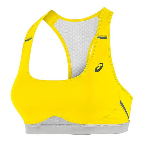 Womens ASICS Sports Bras - Blazing Yellow L