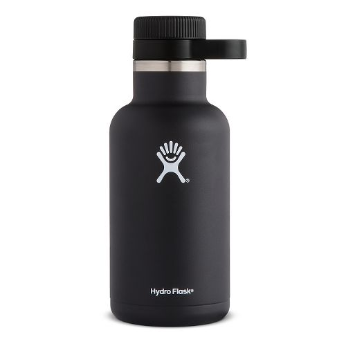 Hydro Flask 64 ounce Beer Growler Hydration - Black