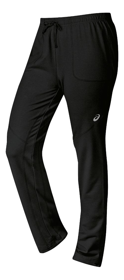 Womens ASICS TM Everyday Pants - Black M