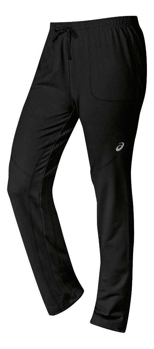 Womens ASICS TM Everyday Pants - Black S