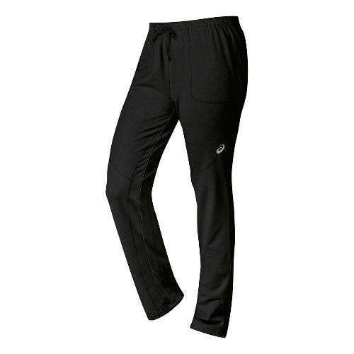 Womens ASICS TM Everyday Pants - Black M