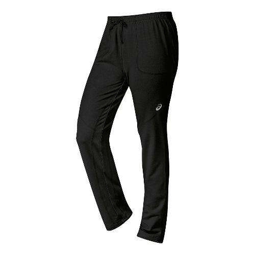 Womens ASICS TM Everyday Pants - Graphite XS