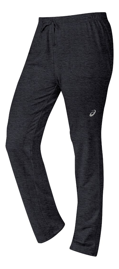 Womens ASICS TM Everyday Pants - Graphite XS