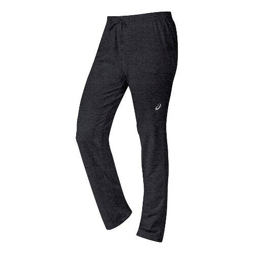 Womens ASICS TM Everyday Pants - Graphite L