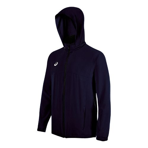 ASICS TM Battle Running Jackets - Navy XL